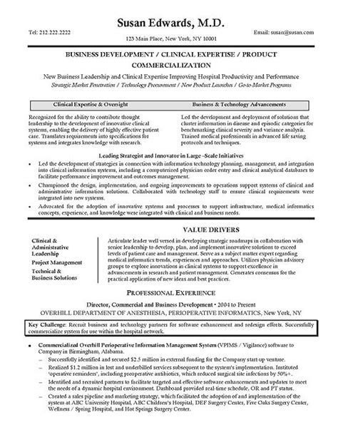Research Resume by Clinical Research Resume Exle