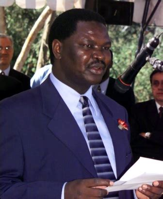 francis nyenze biography, minority leader, national