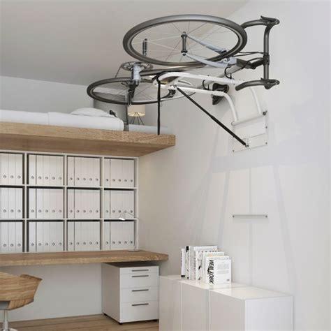 ceiling bike racks best 25 bike hanger ideas on wall bike rack
