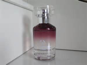 Perfume of the day the body shop white musk smoky rose