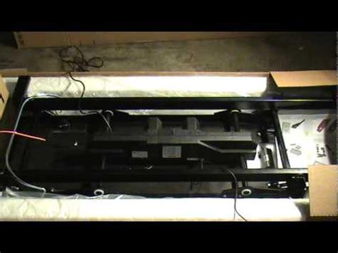 adjustable bed by leggett and platt dc motor repair part 1