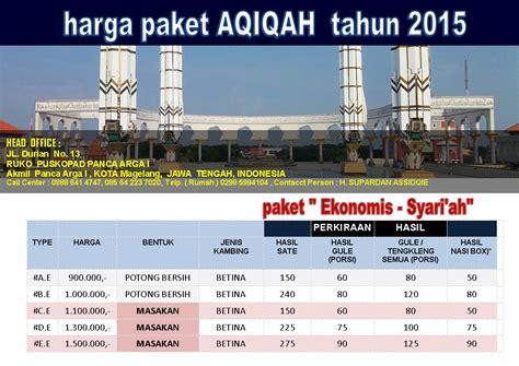 Paket Promo Aqiqah pusat layanan jasa aqiqah kota magelang aqiqah murah di magelang kambing aqiqah di magelang