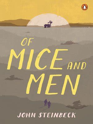 Pdf Mice Steinbeck by Of Mice And By Steinbeck 183 Overdrive Rakuten