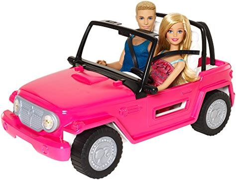 Doll Jeep Cruiser And Ken Doll Deals Today