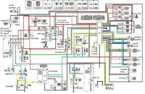 2010 yamaha nytro wiring diagram wiring diagram with
