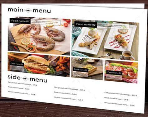 simple html menu template 35 free menu templates pdf word documents