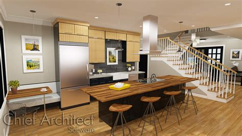 architect kitchen design interiors