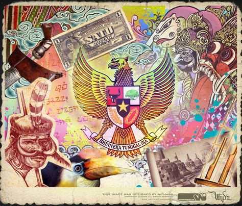 layout mading indonesia culture by widjana on deviantart