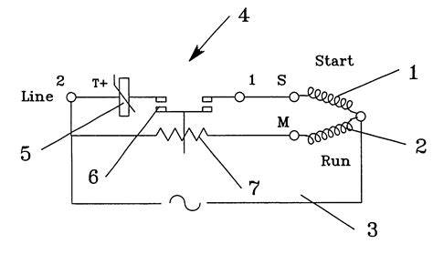 wiring diagram of ptc relay ptcr relay diagram wiring