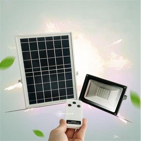 2017 10w 20w 30w 50w Solar Led Floodlight Cool White Solar Led Flood Light
