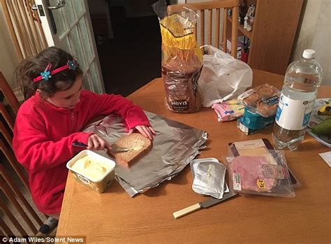 hshire girl sacrifices her christmas presents for the