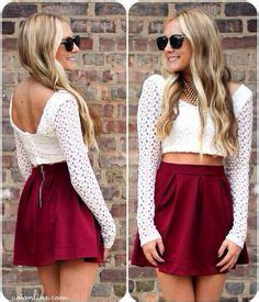 Dress Chike Maroon shirts pink and tops on