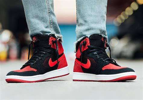 Big Sale Air 1 Bred Banned Flyknit Perfectkicks 1 flyknit royal on provincial archives of