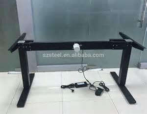 electronics desk office desk electronic height adjustable table frame sit