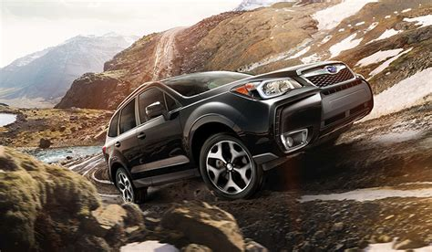 subaru forester crash test rating 2015 subaru forester safety review and crash test ratings