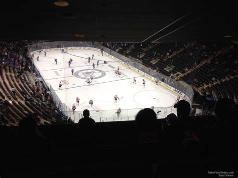 section 415 madison square garden madison square garden section 415 new york rangers