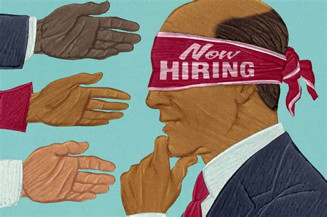 Is It Discrimination To Not Hire Someone With A Criminal Record Blind Hiring Can Reduce Discrimination In Hiring Hr