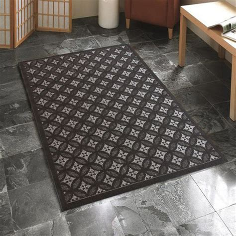 Contemporary Indoor Outdoor Rugs Indoor Outdoor Stunning Modern Rug Black Zizo