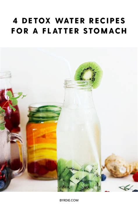 Fruit Water Detox For Belly by 1000 Ideas About Detox Waters On Water