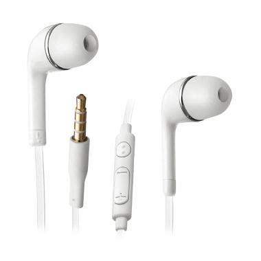 Headset Apple Iphone Putih jual headset handphone tablet terbaru blibli