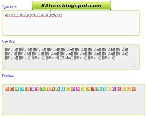 fb html code fb chat image codes maker