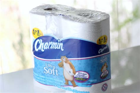 What Company Makes Charmin Toilet Paper - toilet paper roll gift card holders catch my