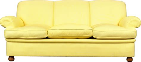 transparent couch sofa png image