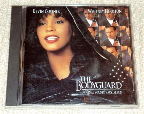 Cd Houston Ost The Bodyguard the bodyguard original soundtrack album cd houston kenny g