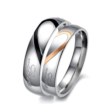 online get cheap puzzle wedding rings aliexpress com