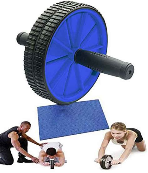 Lp Support Ab Wheel With Nbr Knee Mat Wheel Roda Exercise isosolid abdominal exercise wheel with free knee mat fitness kit buy at best