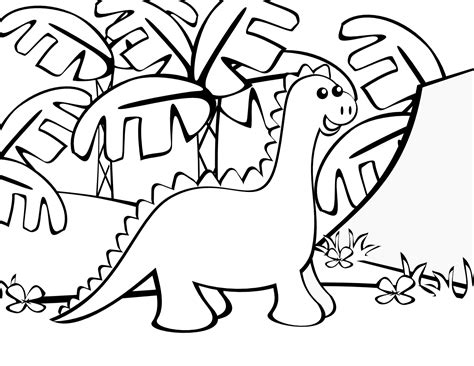 coloring pages cute dinosaurs cute dinosaur coloring pages for kids az coloring pages