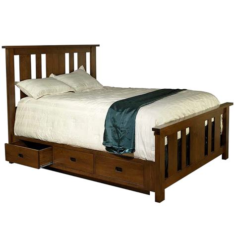 cannonball bed solid wood 4 poster bed amish handmade cannonball