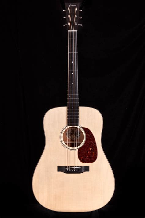 Handcrafted Guitars Acoustic - collings d1 handmade dreadnought acoustic guitar