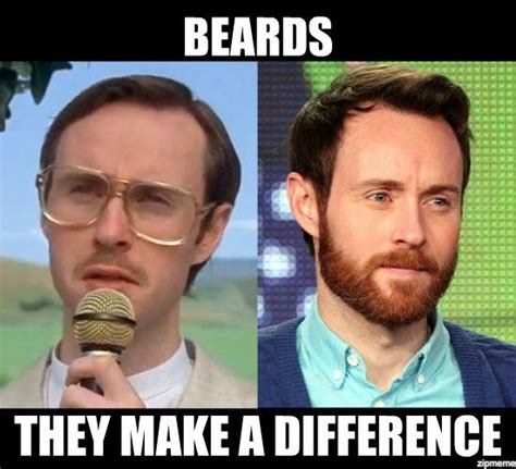 No Beard Meme - the eclectic geek shave your beard more like shave your dick