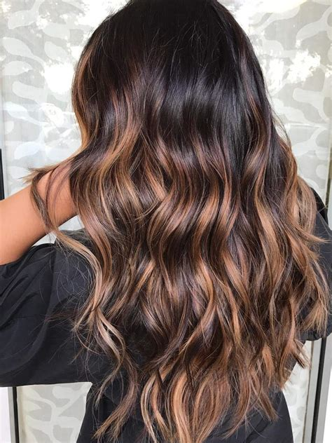 hair colors for brunettes these 3 hair color trends are about to be for