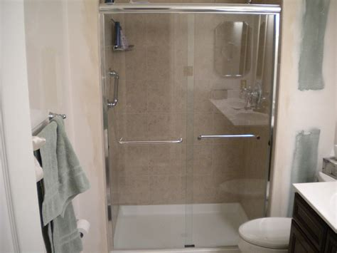 Frameless Shower Doors For Fiberglass Showers by Stall Shower Studio Design Gallery Best Design