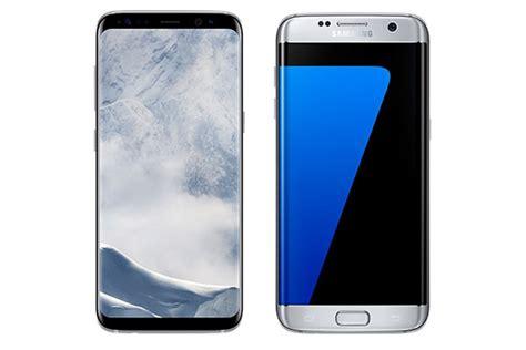 Harga Samsung S7 Edge Dan S8 perbedaan samsung galaxy s8 dan s7 edge apa saja gadgetren