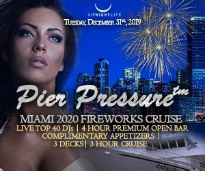 pier pressure miami  years yacht party  catalina miami yacht downtown hyatt miami