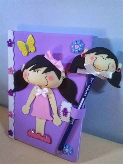 decorar cuadernos para 15 ideas para decorar cuadernos para ni 241 as