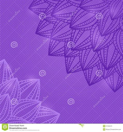opposite of purple light purple flower silhouette card stock photo image 27404570