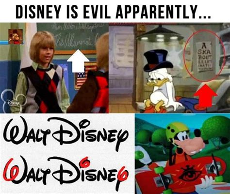 persona illuminata evil disney disney your meme