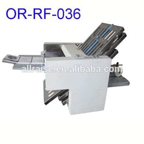 Used Paper Folding Machine For Sale - a4 a3 paper processing machine paper folding machine for