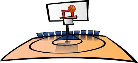 basketball court clipart best basketball court clipart 5108 clipartion