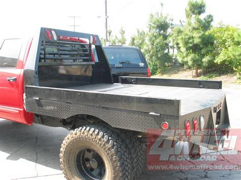 flatbed truck bed short box to flatbed lawnsite