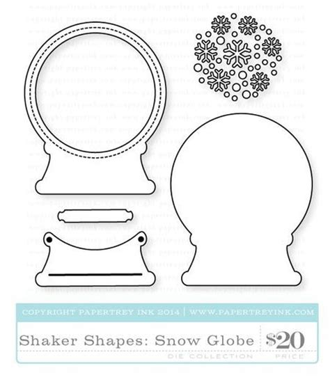 25 Best Ideas About Snow Globe Crafts On Pinterest A Snow Globe Christmas Diy Snow Globe And Snow Globe Card Template