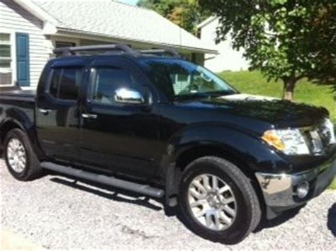 2012 nissan frontier crew cab sl for sale 20 used cars from 16 423 find used 2012 nissan frontier sl crew cab pickup 4 door 4 0l in morgantown west virginia