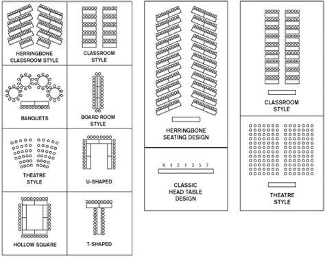 layout design seminar rent seminar tables just 4 fun party rentals santa barbara