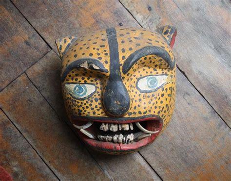 mexican jaguar mask mexico jaguar mask