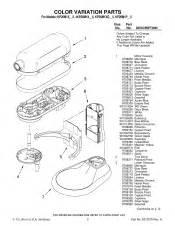 kitchenaid kp26m1x parts list