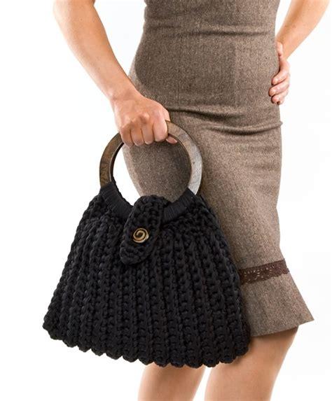 crochet zpagetti bag pattern crochet pattern handbag firenze hoooked